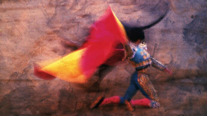 02 Whim of Color The Bullfight Pass with a cape